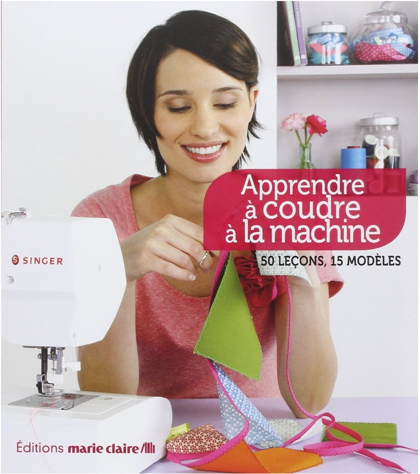 Apprendre coudre la machine singer france for Apprendre coudre a la machine